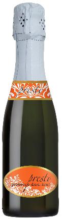 Presto Prosecco 187 bottle