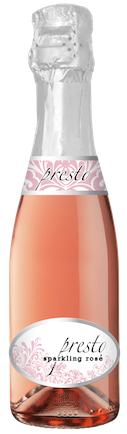 Presto Rose 187 bottle